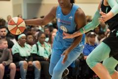 WNBA - New York Liberty 83 vs. Chicago Sky 91 (79)