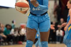 WNBA - New York Liberty 83 vs. Chicago Sky 91 (84)