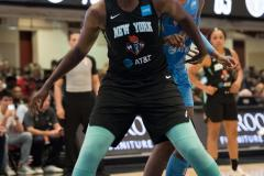 WNBA - New York Liberty 83 vs. Chicago Sky 91 (85)
