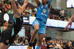 WNBA - New York Liberty 83 vs. Chicago Sky 91 (86)