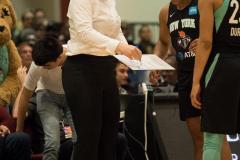 WNBA - New York Liberty 83 vs. Chicago Sky 91 (88)