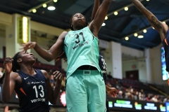 WNBA - New York Liberty 86 vs. Connecticut Sun 88 (46)