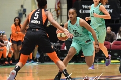 WNBA - New York Liberty 86 vs. Connecticut Sun 88 (54)