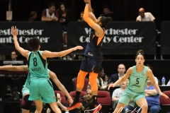 WNBA - New York Liberty 86 vs. Connecticut Sun 88 (56)
