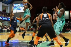 WNBA - New York Liberty 86 vs. Connecticut Sun 88 (58)
