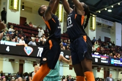 WNBA - New York Liberty 86 vs. Connecticut Sun 88 (59)