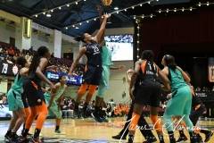 WNBA - New York Liberty 86 vs. Connecticut Sun 88 (62)