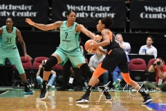 WNBA - New York Liberty 86 vs. Connecticut Sun 88 (68)