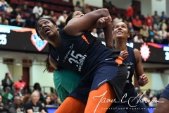 WNBA - New York Liberty 86 vs. Connecticut Sun 88 (72)