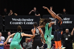 WNBA - New York Liberty 86 vs. Connecticut Sun 88 (73)