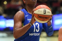 WNBA - New York Liberty 94 vs. Dallas Wings 89 (15)