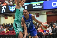 WNBA - New York Liberty 94 vs. Dallas Wings 89 (16)