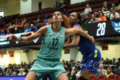 WNBA - New York Liberty 94 vs. Dallas Wings 89 (17)
