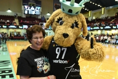 WNBA - New York Liberty 94 vs. Dallas Wings 89 (2)