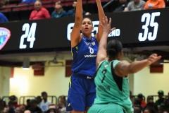 WNBA - New York Liberty 94 vs. Dallas Wings 89 (24)