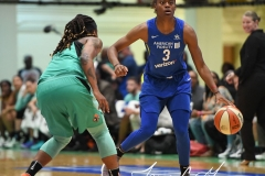 WNBA - New York Liberty 94 vs. Dallas Wings 89 (25)