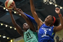 WNBA - New York Liberty 94 vs. Dallas Wings 89 (26)