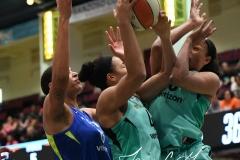 WNBA - New York Liberty 94 vs. Dallas Wings 89 (28)
