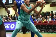 WNBA - New York Liberty 94 vs. Dallas Wings 89 (30)
