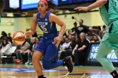 WNBA - New York Liberty 94 vs. Dallas Wings 89 (31)