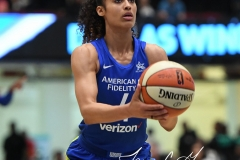 WNBA - New York Liberty 94 vs. Dallas Wings 89 (32)