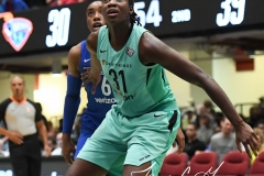 WNBA - New York Liberty 94 vs. Dallas Wings 89 (33)