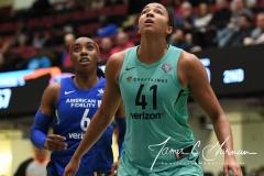 WNBA - New York Liberty 94 vs. Dallas Wings 89 (36)