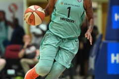 WNBA - New York Liberty 94 vs. Dallas Wings 89 (42)