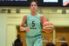 WNBA - New York Liberty 94 vs. Dallas Wings 89 (44)