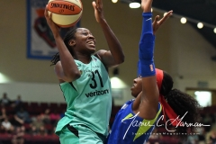 WNBA - New York Liberty 94 vs. Dallas Wings 89 (49)