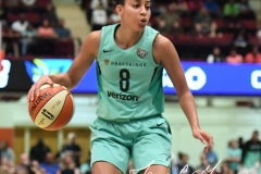 WNBA - New York Liberty 94 vs. Dallas Wings 89 (52)