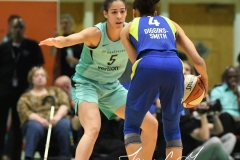 WNBA - New York Liberty 94 vs. Dallas Wings 89 (57)