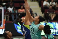 WNBA - New York Liberty 94 vs. Dallas Wings 89 (6)