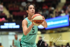WNBA - New York Liberty 94 vs. Dallas Wings 89 (62)
