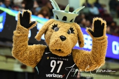WNBA - New York Liberty 94 vs. Dallas Wings 89 (68)