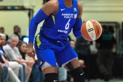 WNBA - New York Liberty 94 vs. Dallas Wings 89 (7)