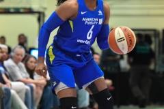 WNBA - New York Liberty 94 vs. Dallas Wings 89 (7)
