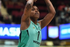 WNBA - New York Liberty 94 vs. Dallas Wings 89 (70)