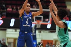 WNBA - New York Liberty 94 vs. Dallas Wings 89 (8)