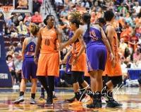 WNBA Connecticut Sun 83 vs. Phoenix Mercury 88 (18)