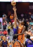 WNBA Connecticut Sun 83 vs. Phoenix Mercury 88 (19)