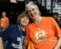 WNBA Connecticut Sun 83 vs. Phoenix Mercury 88 (2)