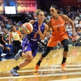 WNBA Connecticut Sun 83 vs. Phoenix Mercury 88 (22)
