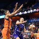 WNBA Connecticut Sun 83 vs. Phoenix Mercury 88 (23)