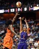 WNBA Connecticut Sun 83 vs. Phoenix Mercury 88 (25)