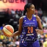 WNBA Connecticut Sun 83 vs. Phoenix Mercury 88 (26)