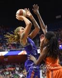 WNBA Connecticut Sun 83 vs. Phoenix Mercury 88 (30)