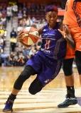 WNBA Connecticut Sun 83 vs. Phoenix Mercury 88 (34)