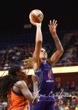 WNBA Connecticut Sun 83 vs. Phoenix Mercury 88 (35)