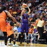 WNBA Connecticut Sun 83 vs. Phoenix Mercury 88 (39)
